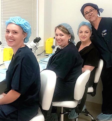Female Hair Transplants Hairline Lowering Eyebrows
